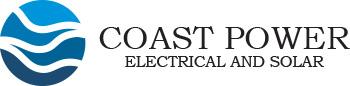 Coast Power Electrical & Solar Logo